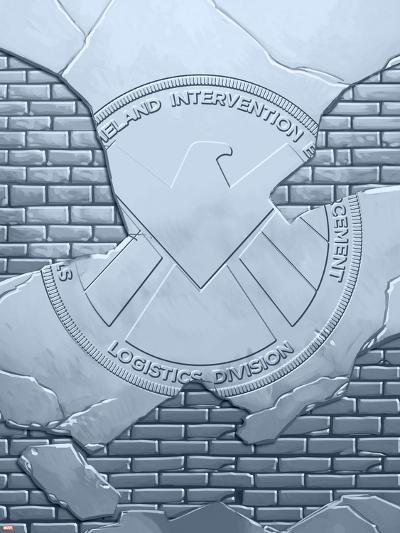 MARVEL: Agents of S.H.I.E.L.D.--Art Print