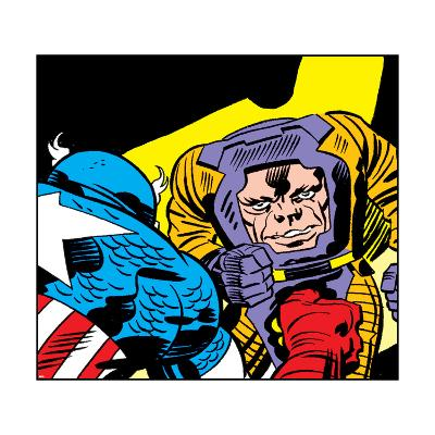 Marvel Comics Arnim Zola - Panel Art--Art Print