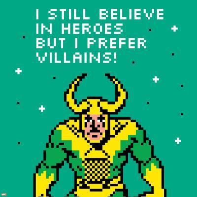 Marvel Comics - New Retro--Art Print