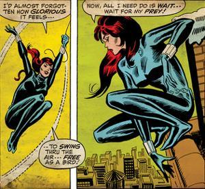 Marvel Comics Retro Style Guide: Black Widow