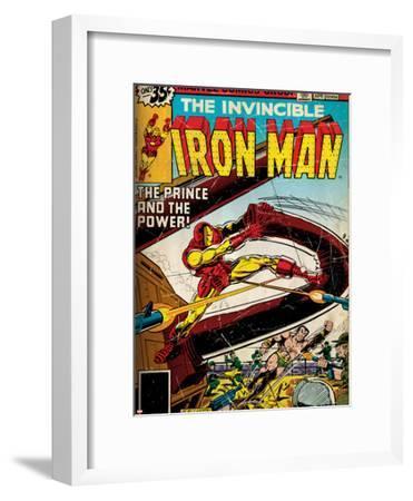 Marvel Comics Retro Style Guide: Iron Man, Namor