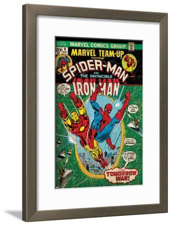Marvel Comics Retro Style Guide: Spider-Man, Iron Man