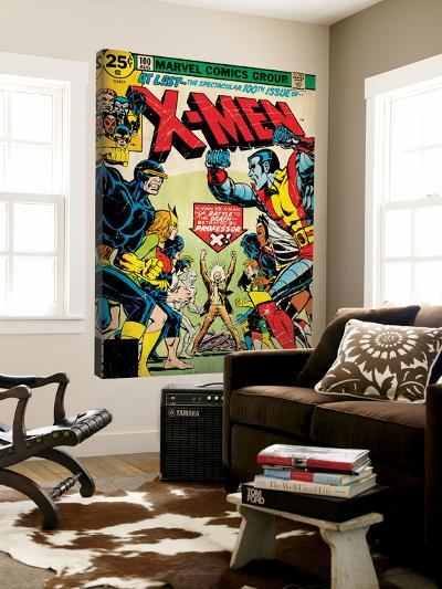 Marvel Comics Retro: The X-Men Comic Book Cover No.100, Professor X (aged)--Loft Art