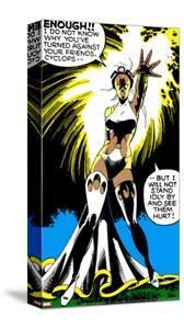 Marvel Comics Retro: X-Men Comic Panel, Storm