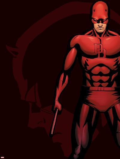 MARVEL: Daredevil--Art Print