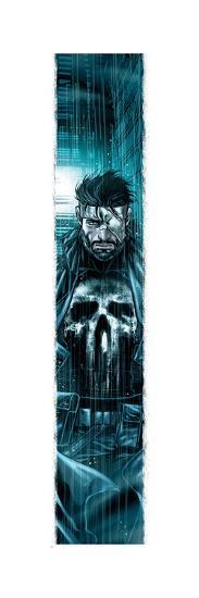 Marvel Extreme Style Guide: Punisher--Art Print