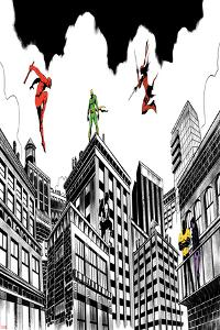 Marvel Knights Featuring Daredevil, Iron Fist, Punisher, Elektra, Cage, Luke, Jessica Jones