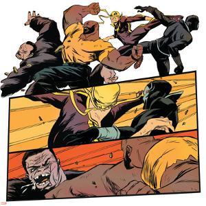 Marvel Knights Panel Featuring: Luke Cage, Iron Fist