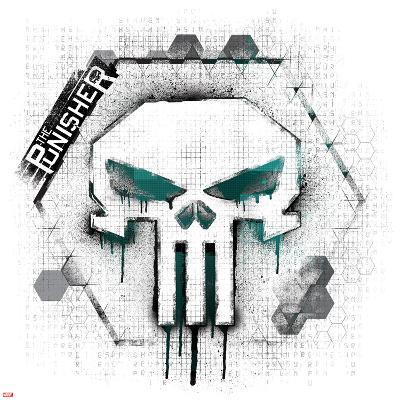 Marvel Knights Presents: Punisher--Art Print