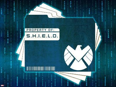 MARVEL: Property of S.H.I.E.L.D.--Art Print