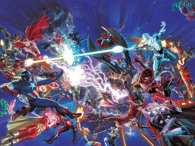 Marvel Secret Wars--Art Print