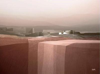 Marvellous Landscape II-Fernando Hocevar-Art Print