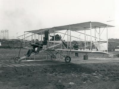 First Passenger Flight in Washington, September 28, 1912