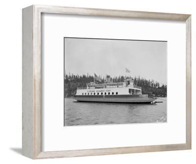 "Gig Harbor Ferry ""Defiance"" (April 1, 1927)"