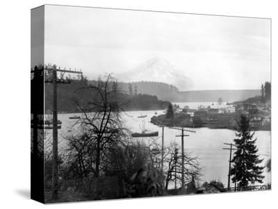 Gig Harbor & Mt. Tacoma, Dec. 26, 1926