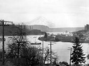 Gig Harbor & Mt. Tacoma, Dec. 26, 1926 by Marvin Boland