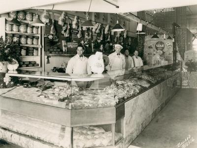 Meat Markets, 1928