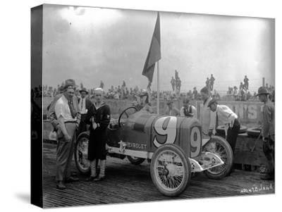 No.9 Racecar, Tacoma Speedway, Circa 1919