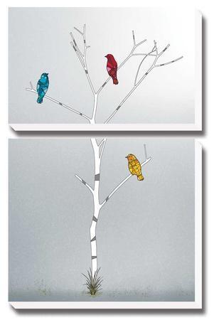 Three in a Tree