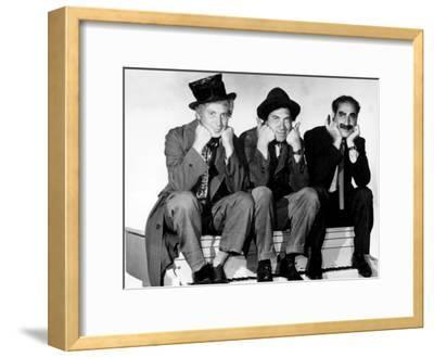 Marx Brothers - Harpo Marx, Chico Marx, Groucho Marx