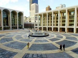 Lincoln Center by Mary Altaffer