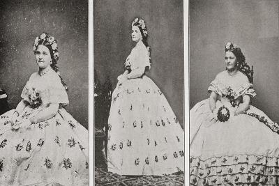 Mary Ann Lincoln--Giclee Print