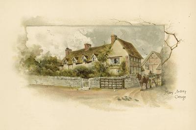 Mary Arden's Cottage--Giclee Print