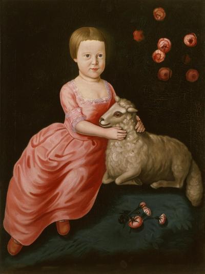 Mary Beekman, 1766-John Durand-Giclee Print