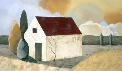 Country House by Mary Calkins