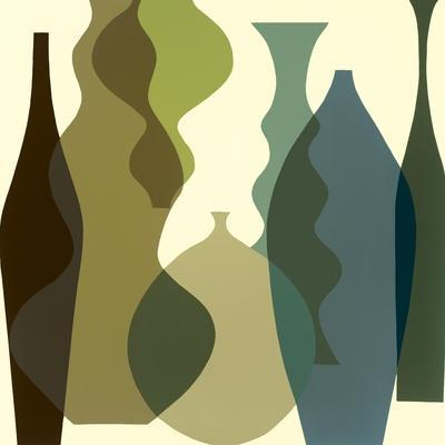 Floating Vases III