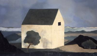 House by the Shore by Mary Calkins