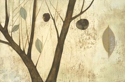 Lyrical Branches I by Mary Calkins