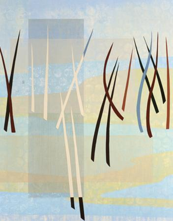Reeds II by Mary Calkins