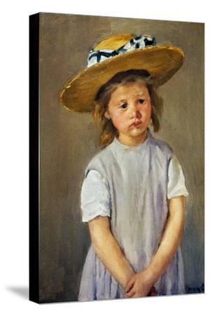 Cassatt: Girl, C1886