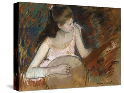 Girl with a Banjo