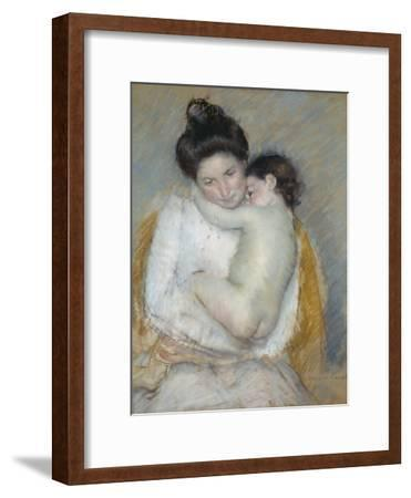Mother and Child, C.1900