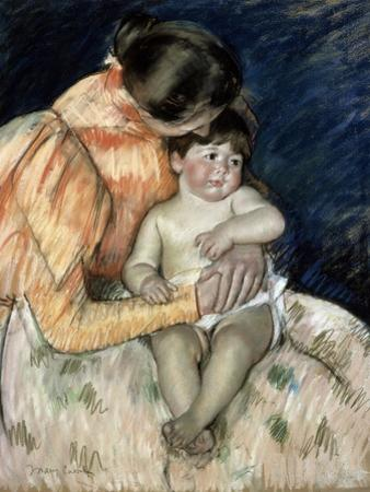 Mother and Child, Late 19th or Early 20th Century by Mary Cassatt