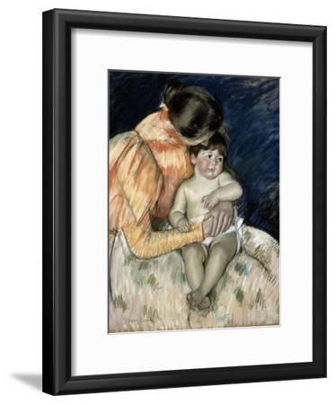 Mother and Child, Late 19th or Early 20th Century