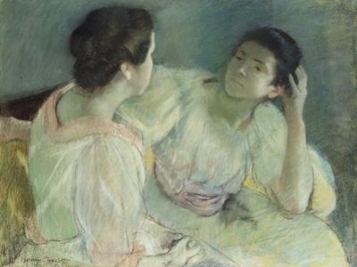 The Conversation, C.1896 by Mary Cassatt
