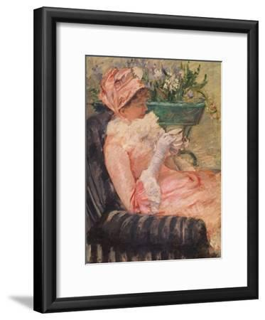 The Cup of Tea, Ca, 1880-81