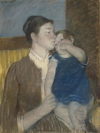 Young Mother, 1888