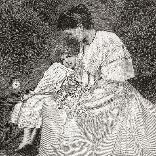 Mary Drew--Giclee Print