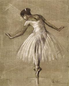 Bourees II by Mary Dulon