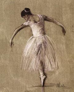 Bourees III by Mary Dulon