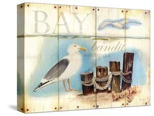 Bay Gull by Mary Escobedo