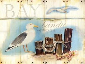 Bay Gull by Mary Escobedo