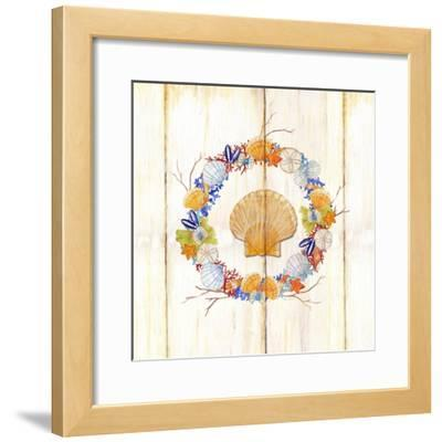 Coastal Wreath and Shell 4