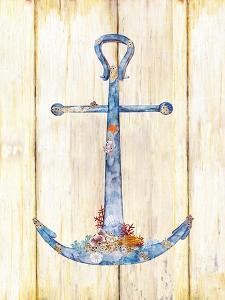 Stay Anchored by Mary Escobedo