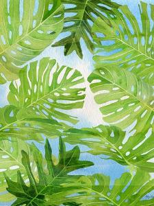 Tropical Greenery by Mary Escobedo