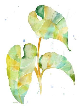 Watercolour Tropical 3